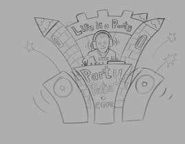 #209 para New illustration/logo for PartyPete.com de IvanBusaev