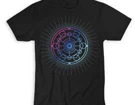 #43 for Sacred Geometry T-Shirt af ansercreation
