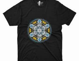 #37 for Sacred Geometry T-Shirt af hossainrazib0811