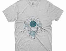 #38 for Sacred Geometry T-Shirt af hossainrazib0811