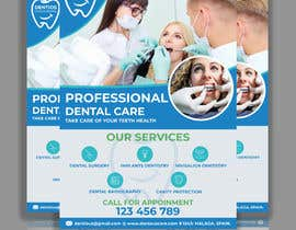 nº 84 pour diseño flyer clínica dental par joyantabanik8881