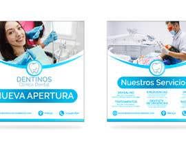 nº 76 pour diseño flyer clínica dental par valencast0