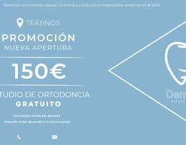 #27 for Tarjeta regalo de estudio de ortodoncia by TobiOros