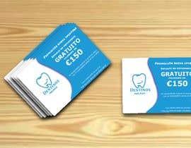 #58 for Tarjeta regalo de estudio de ortodoncia by teresatorres1