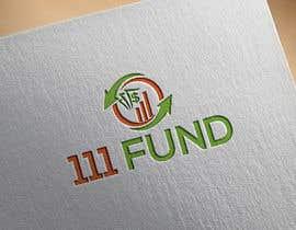 #35 untuk 111 Fund 3D Style Logo oleh aklimaakter01304