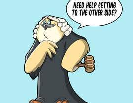 #30 untuk Cartoon Mascot Contest oleh renegadetrooper7