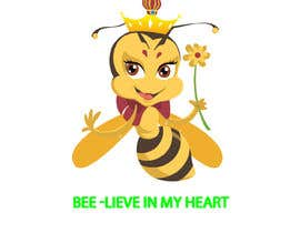 #4 for Crown The Bee af edmilsonlirico20
