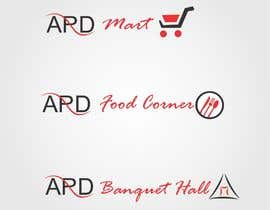 #33 for Design a Logo for ARD af thoughtcafe