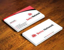 #37 para Business card 2-sided por gohardecent