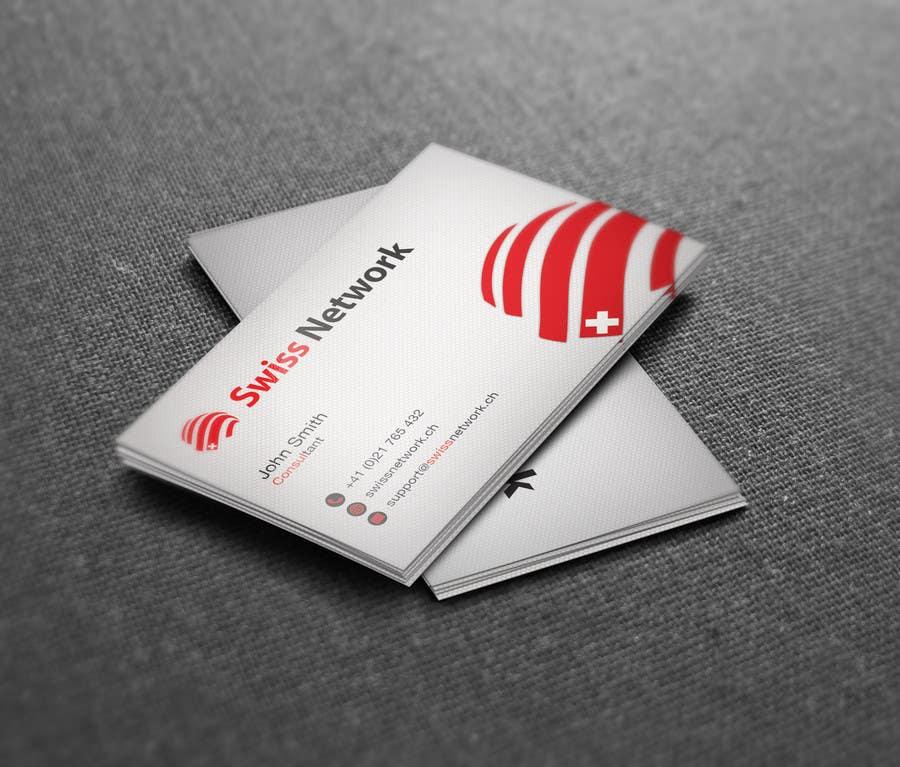 Kilpailutyö #19 kilpailussa Business card 2-sided