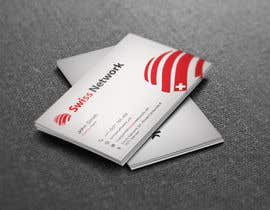 #53 para Business card 2-sided por anikush