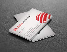 #54 para Business card 2-sided por anikush