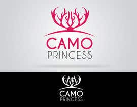 nº 23 pour Design A Logo For Camo Princess par divyaparantap