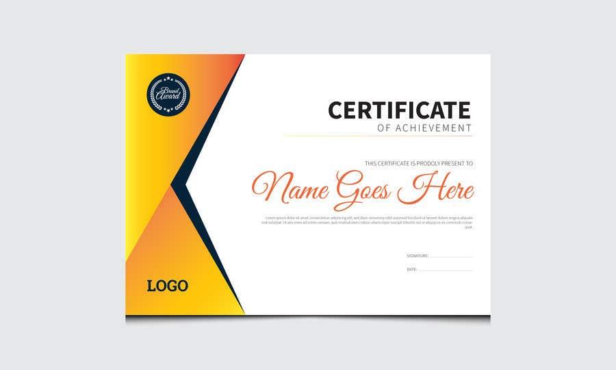 Konkurrenceindlæg #                                        34                                      for                                         Design 2 Certificates & 1 Marksheet format (for both Digital Certification & Hard Copy)