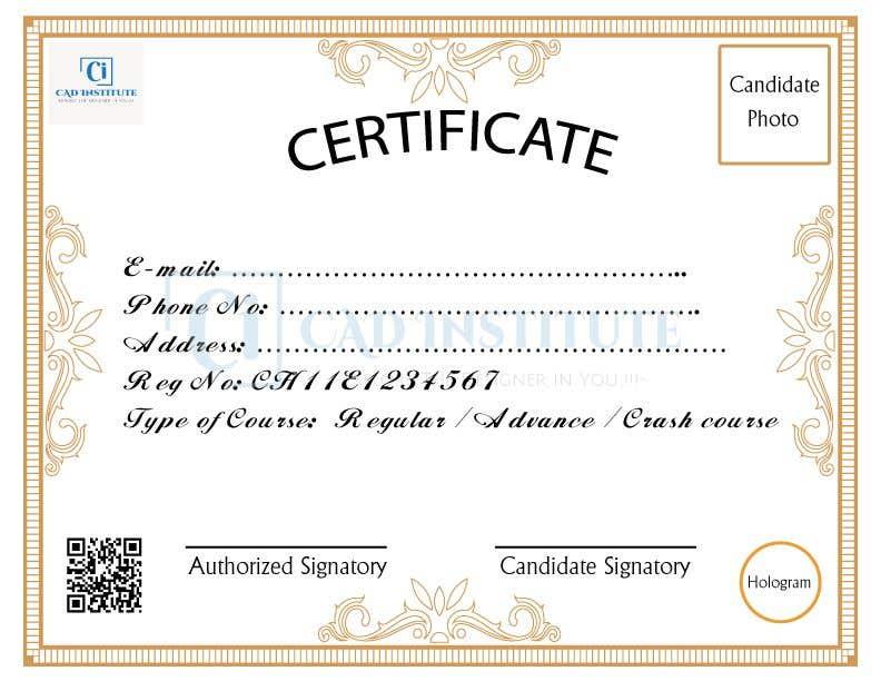 Konkurrenceindlæg #                                        8                                      for                                         Design 2 Certificates & 1 Marksheet format (for both Digital Certification & Hard Copy)