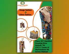 Chadi20님에 의한 Fashion flyer을(를) 위한 #22