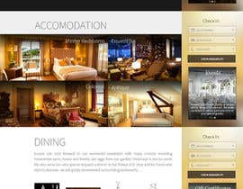 sabdulghani tarafından Design a Website Mockup for Temps d'Or için no 10