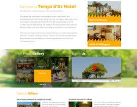 #35 cho Design a Website Mockup for Temps d'Or bởi faizalmohamed88
