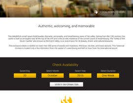 #5 cho Design a Website Mockup for Temps d'Or bởi KsWebPro