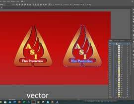 #46 cho Vectorize logo/image - ASI FIRE bởi Mostaq418