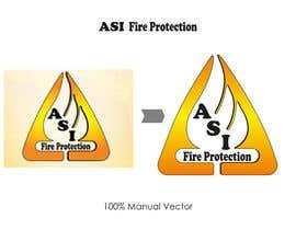 #101 cho Vectorize logo/image - ASI FIRE bởi shahiduljewel50