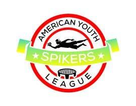 #78 for k-12 league Spikeball league logo by ashokdesign20