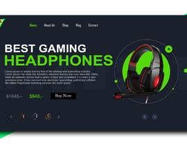 Nro 11 kilpailuun Design a Product Template for ecommerce website käyttäjältä arghyab43