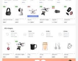 Nro 13 kilpailuun Design a Product Template for ecommerce website käyttäjältä freelancerasraf4