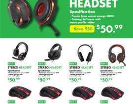 Nro 7 kilpailuun Design a Product Template for ecommerce website käyttäjältä muhammadhari336