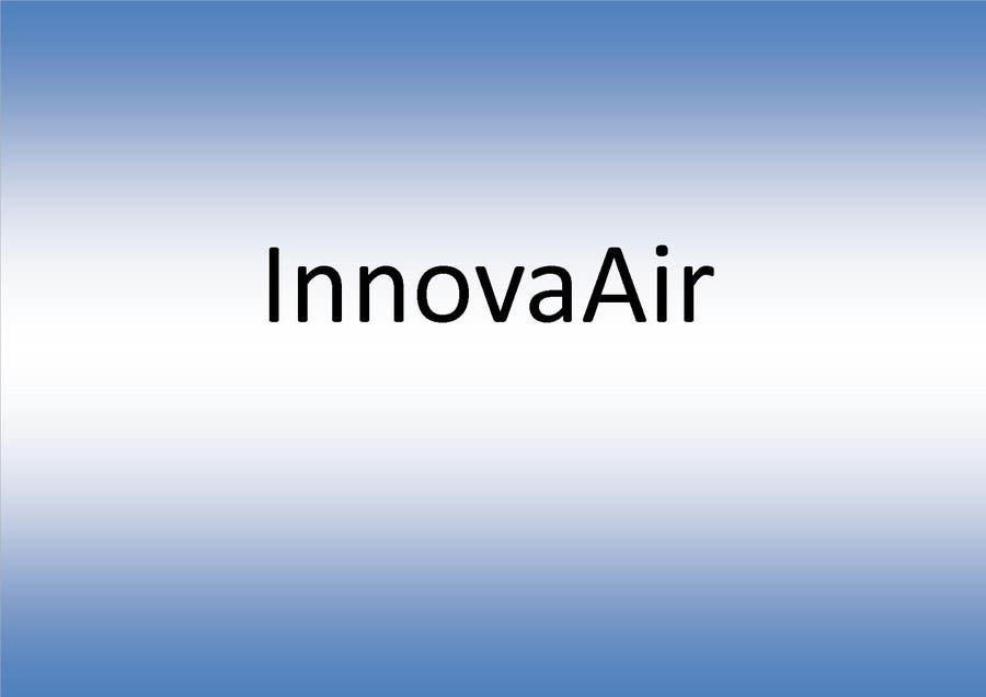 Kilpailutyö #44 kilpailussa Invent a new BRAND (NAME) for the VENTILATION company
