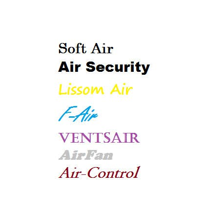 Contest Entry #                                        80                                      for                                         Invent a new BRAND (NAME) for the VENTILATION company