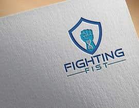 Nro 242 kilpailuun Fighting Fist Logo with DNA käyttäjältä morsheddtt