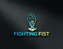 Nro 37 kilpailuun Fighting Fist Logo with DNA käyttäjältä akjumila9
