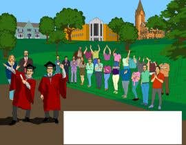 #61 untuk Twins Graduation Scene oleh aliwafaafif