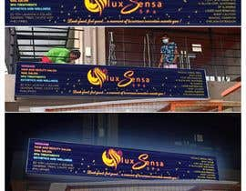 #143 untuk Design an store overhead signage for a Salon and Spa oleh TNGraphics