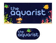 Graphic Design Entri Peraduan #91 for The Aquarist Logo & Banner
