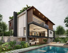#51 for Need 3D exterior for my architectural drawings by sureshkrishnasur