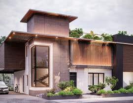 Nro 55 kilpailuun Need 3D exterior for my architectural drawings käyttäjältä sureshkrishnasur