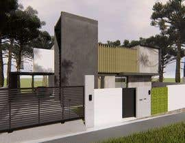 #35 for Need 3D exterior for my architectural drawings by Rachaelmk