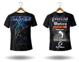 valencast0 tarafından Create a Design for rock / metal festival t shirt için no 31