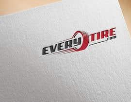 nº 45 pour Need  Custom Logo for EveryTire.com par anthonyleon991