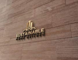 #717 for Sustainable Home Builder LOGO by hossiandulal5656