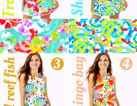 #176 untuk Design 3-5 tropically inspired patterns for our clothing and accessory line oleh TheOlehKoval