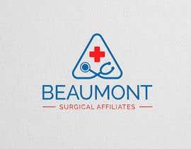 nº 1350 pour Company Logo - Beaumont Surgical Affiliates par Nobiullah