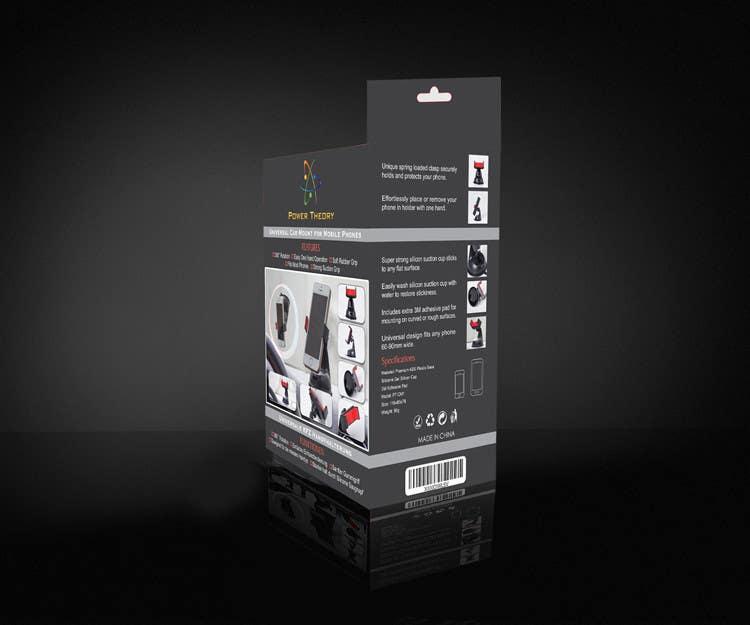 Inscrição nº                                         4                                      do Concurso para                                         Create Clean & Modern Package/Box Design
