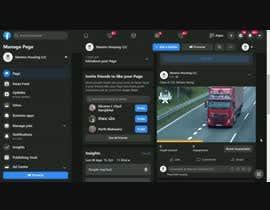Nro 43 kilpailuun design fb business page and adsfor hiring CdlA truck driver käyttäjältä anjanpatel2010