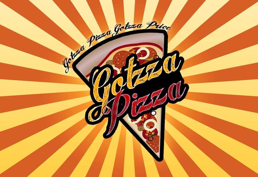 Contest Entry #19 for Design a Logo for Gotzza Pizza - Modification