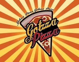 #19 untuk Design a Logo for Gotzza Pizza - Modification oleh Altalone