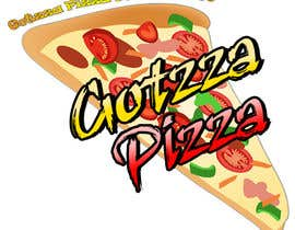 #10 for Design a Logo for Gotzza Pizza - Modification af andreix2c