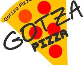 #16 untuk Design a Logo for Gotzza Pizza - Modification oleh DenisStelistu